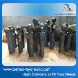 Fabricante del cilindro del petróleo hidráulico de 30 toneladas