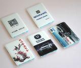 細いクレジットカード2000mAh携帯用携帯電話電池