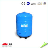 물 정화기를 위한 큰 파란 색깔 수압 탱크