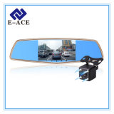 Revisão Camera Mirror 5.0 Inch Full HD 1080P Gravador de Vídeo Auto Car DVR