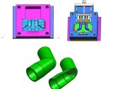 家庭用電化製品の製品型のプラスチック型