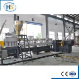 Double machine à deux étages de pelletisation de vis pour la granulation
