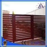 Varia pieza de aluminio modificada para requisitos particulares de la cerca del jardín