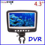 HD Tvl 4.3 '' Digital LCD Bildschirm-Unterwasserfischen-Kamera-Eis-Fischen-Kamera 1000 Cr110-7hb mit DVR mit 15-30m dem starken Kabel