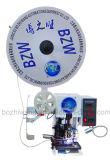 Descascamento do fio de Bzw e máquina de friso terminal