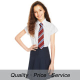 China Factory Internation School Girls Chemises filles