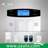 Het anti-diefstal Draadloze GSM Systeem van het Alarm met APP