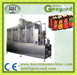 De oranje Lijn van de Verwerking van het Vruchtesap van de Appel In China