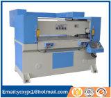 Máquina cortando de couro automática