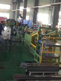 Автоматический 2 резца и зазубрина 2 v обрабатывали изделие на определенную длину линия