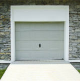 自動セリウムの公認の安全セリウムの証明書が付いている部門別のガレージのドア