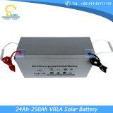 iluminação de rua híbrida solar do diodo emissor de luz de 8metres 40W