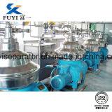 Macchina per la centrifuga commestibile commestibile della pila di disco dell'olio di pesce