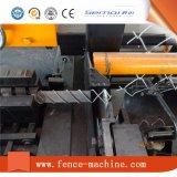 Precio automático de la máquina de la cerca de la conexión de cadena de China con Ce