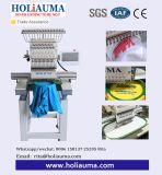 Holiaumaの品質幸せな機械但馬と同じように1台のヘッド15カラー高速刺繍機械