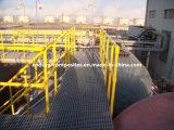 FRP / GRP Schleuderplatte & FRP Profile / GFK-Profilen