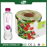 Étiquette de chemise de rétrécissement de PVC de qualité pour le module de bouteille