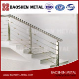 Fabricação de metal da folha do Guardrail do trilho de cerca da escada que dá forma processando a alta qualidade do fornecedor de China