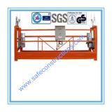 Plataforma suspendida aérea durable segura para la decoración