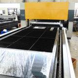 Máquina incluida do laser da fibra com tabela da troca