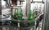 Machine de remplissage complètement automatique de bouteille à bière de bouteille en verre pour l'Afrique