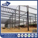 Полуфабрикат здание мастерской стальной структуры
