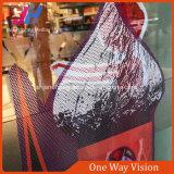 Visibilité à sens unique pour l'impression extérieure