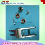 Parti di metallo di macinazione personalizzate del tornio delle parti/alta precisione di CNC dell'alluminio