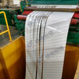 広告に使用する白いカラーコーティングのアルミニウムテープ