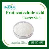Кислота поставкы фабрики Protocatechuic/CAS:  99-50-3
