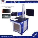 Гравировальный станок маркировки лазера СО2 для бумажных кожаный пластмасс