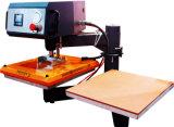 Máquina neumática de la prensa del calor del libertino de la estación resistente del doble