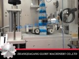 Machine à étiquettes de bouteille en verre d'étiquette auto-adhésive automatique de collant