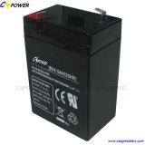 Батарея 6V4ah VRLA свинцовокислотная для аварийной системы