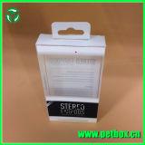 صندوق بلاستيكيّة مستطيل واضحة [فولدبل] مع شاشة طباعة مع علاّق