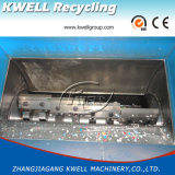 Trituradora de plástico de residuos sólidos para PVC PP PE Pet ABS
