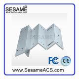 Zl pequeños soportes de metal para cerradura de madera de la puerta (SM-ZL-180)