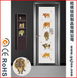 Pellicole decorative del PVC del nuovo fornitore di disegno per il Governo del portello