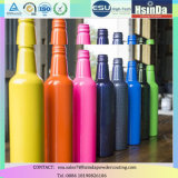 Prix ​​d'usine Epoxy Polyester Bouteille en verre Transparent Spray Powder Coating