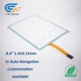 Панель касания LCD 8.4 дюймов для POS автомобиля DVD PC