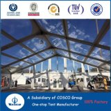 Cosco passen freies Überspannungs-Zelt an