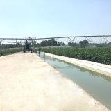 Оросительная система Китая Serviceable аграрная боковая для большого сельскохозяйствення угодье