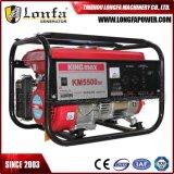 Kingmax Japan Technologie-Selbst angestellter Treibstoff-Gas-Generator 6kVA