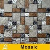 8mm spezielles Entwurfs-Block-Mischungs-Mosaik für Wand-Dekoration-Block-Mischungs-Serie (Block-Mischung F06/F07/F08)