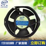 ventilateurs axiaux de ventilateur de refroidissement à C.A. de 172X150X38mm