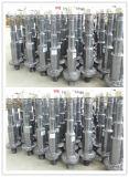 Assemblée de réglage de piste d'excavatrice de Doosan Dh220, cylindre de piste