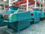 Máquina de la briqueta del polvo de carbón para la venta