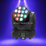 12*10W RGBW CREE LED Träger-bewegliches Hauptlicht