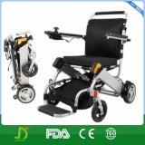 リチウム電池が付いている無効折る力の電動車椅子