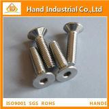 Tornillos de socket Hex principales forjados fríos de DIN7991 Csk